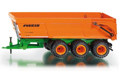 Joskin 3-Axled Tipping Trailer